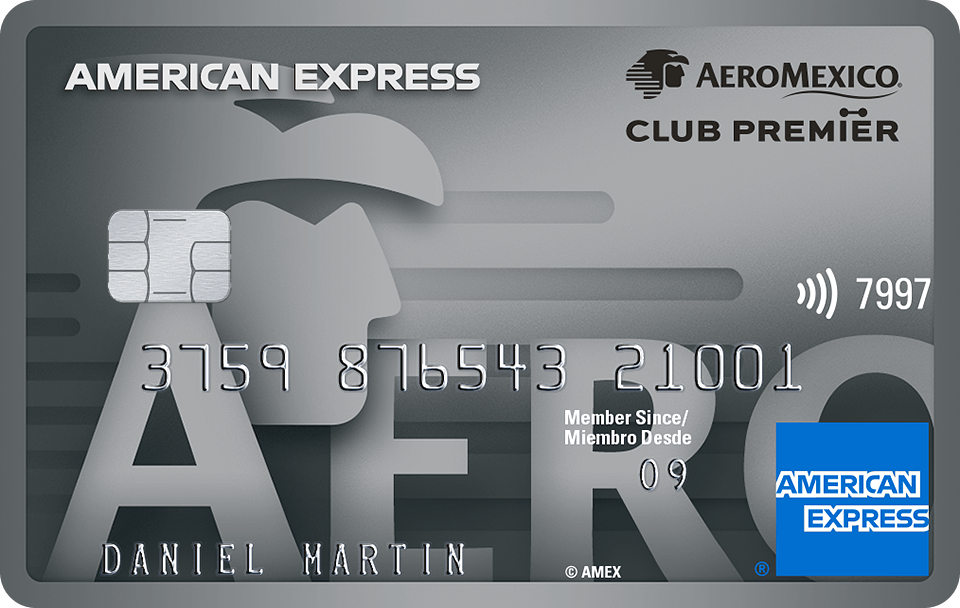 The Platinum Card American Express Aeroméxico