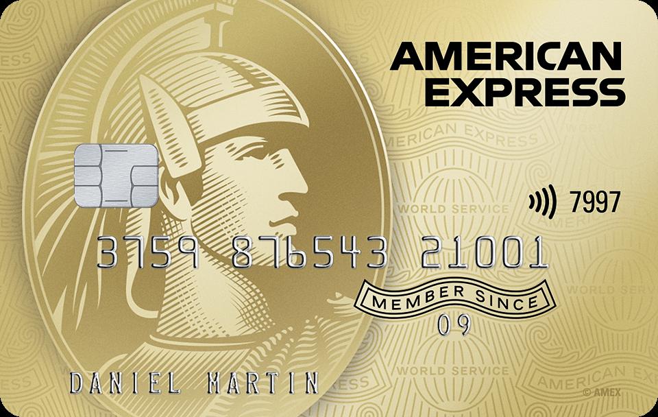 Gold Elite Credit Card